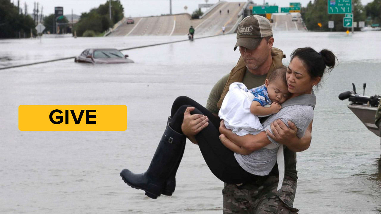 Hurricane Harvey Disaster Relief