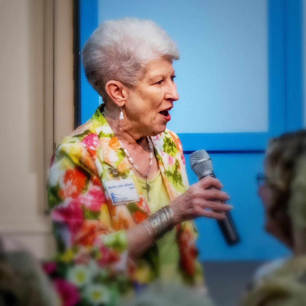 Honoring the Life and Legacy of Martha John Allison