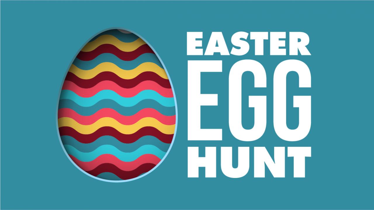 Brand New Egg Hunt Web