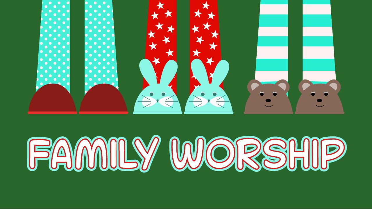Family Worship Pjs Web
