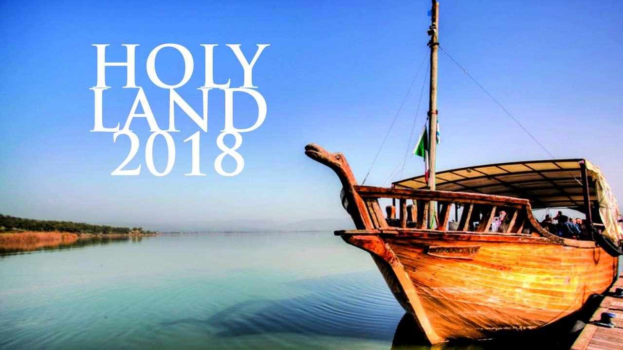 Holy Land2018 Web