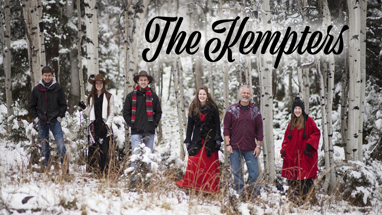 Kempters Spirit Web