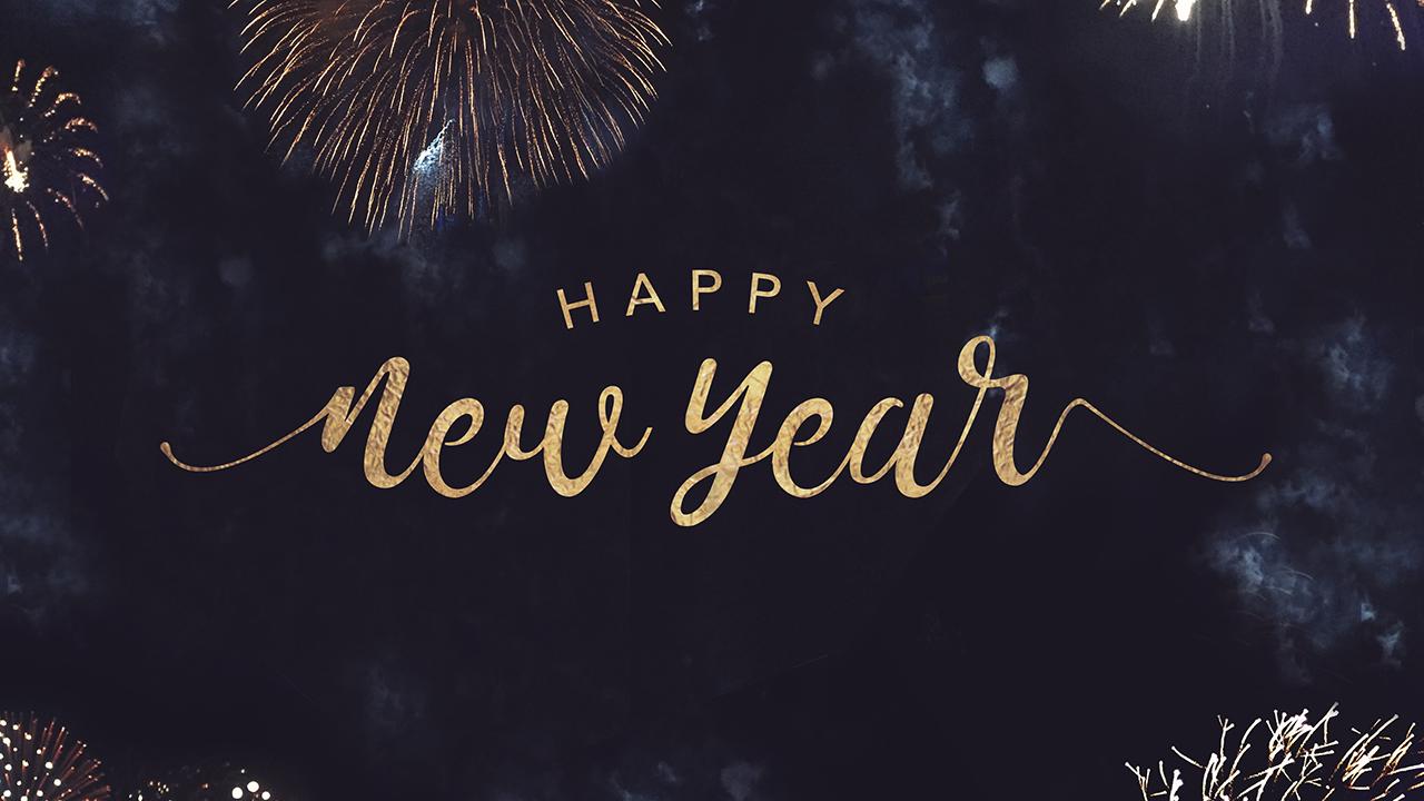 New Years Web