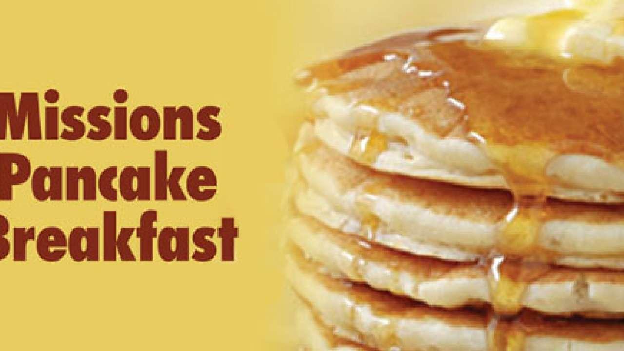 Pancake Breakfast Web