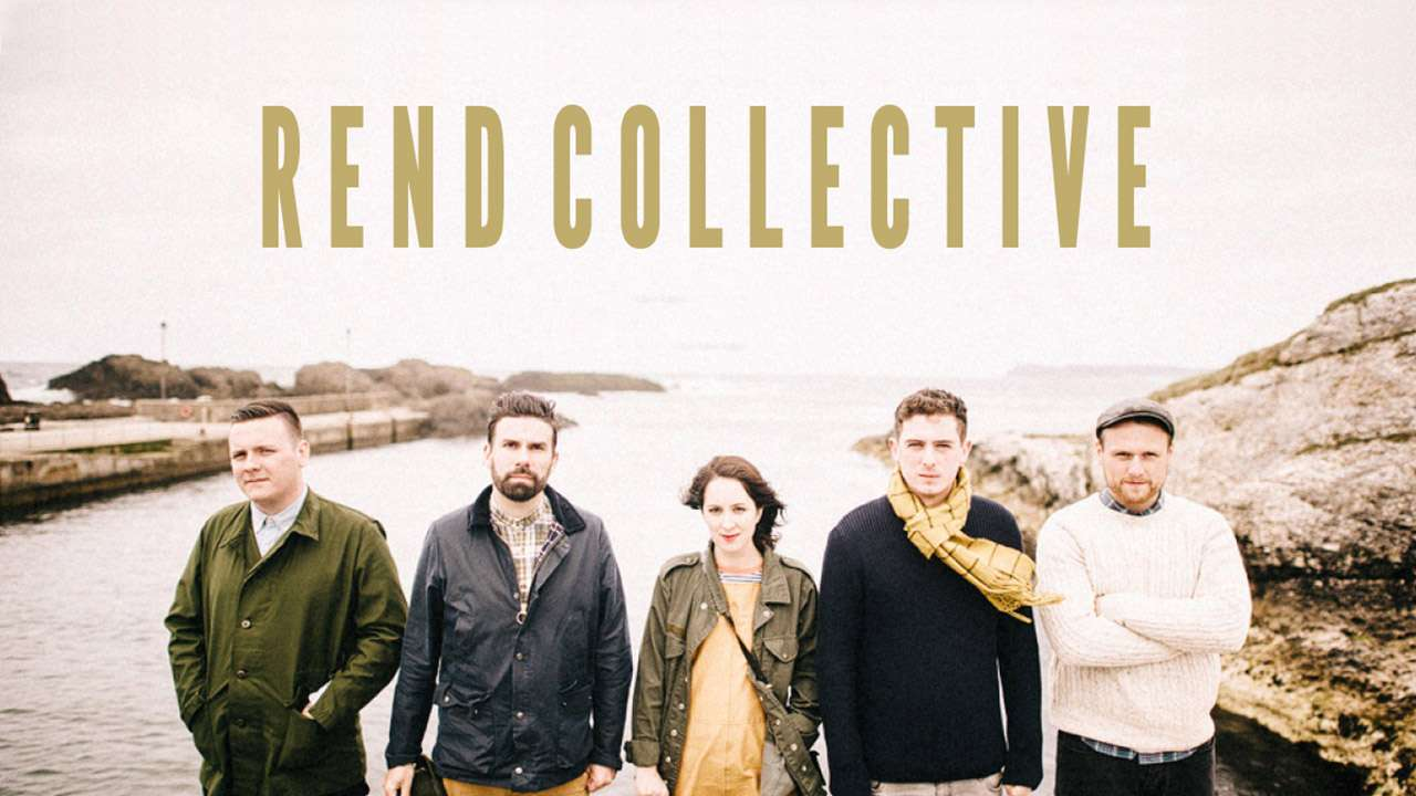 Rend Collective Web