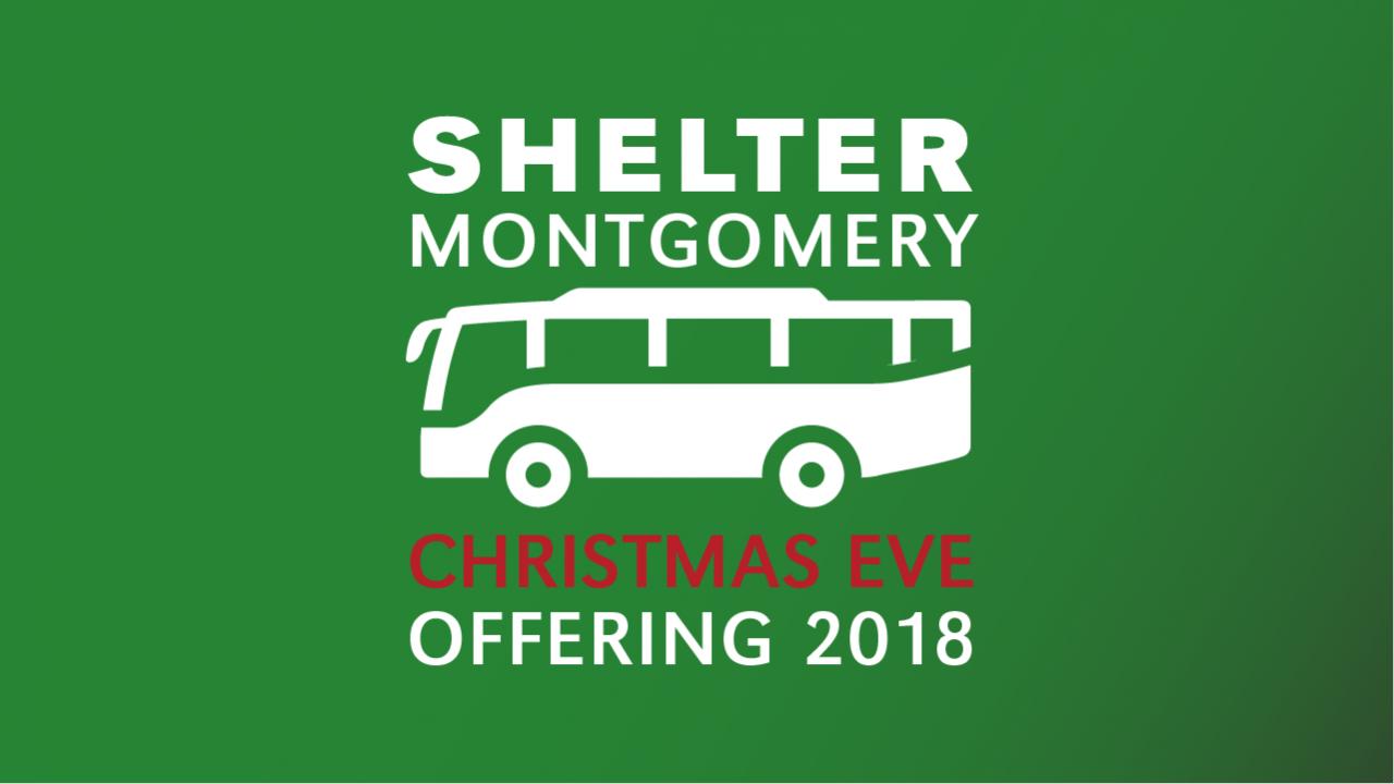 Shelter Montgomery Bus Shelter Logo