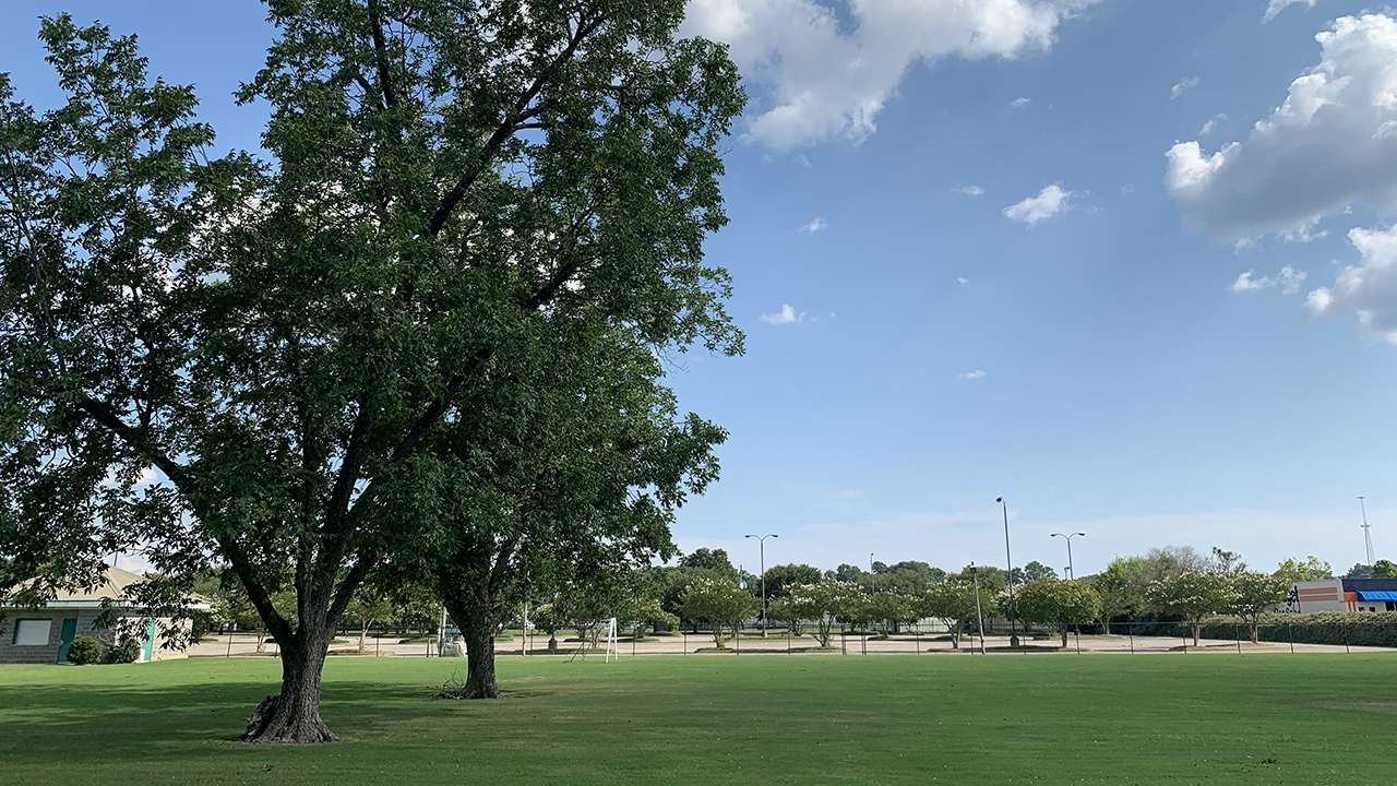 Soccer Field Outdoor Worship Photo