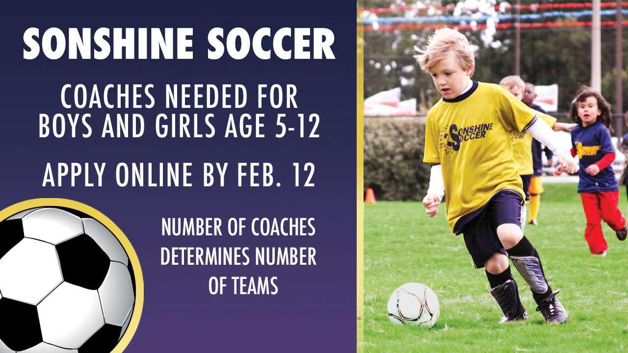 Sonshine Soccer Coachslide