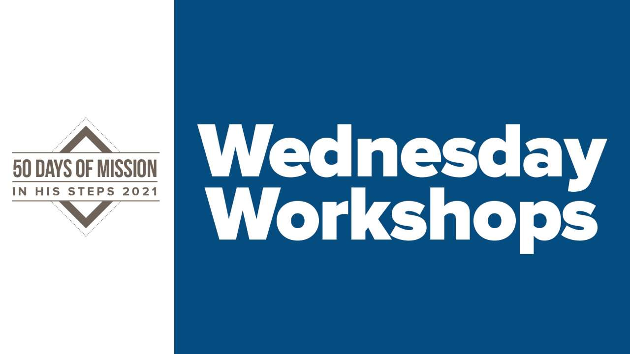 Wednesday Workshops Graphic