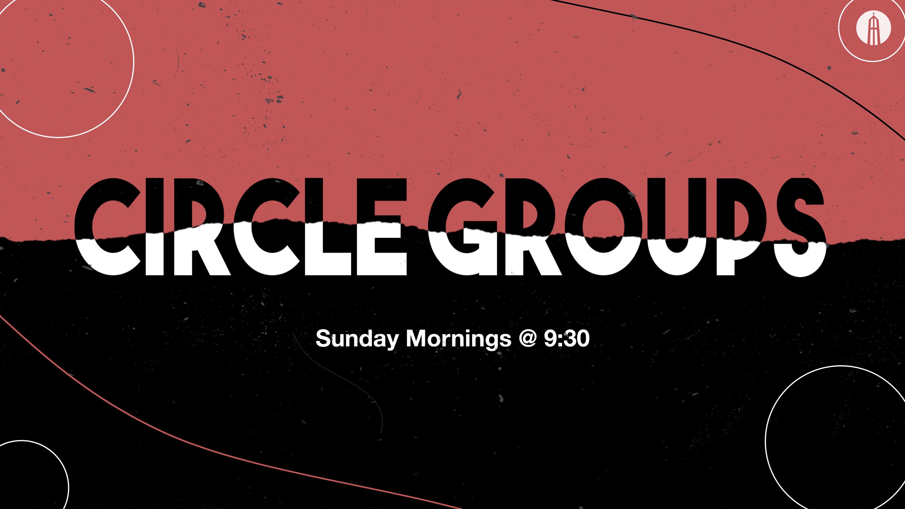 Circle Groups Slides