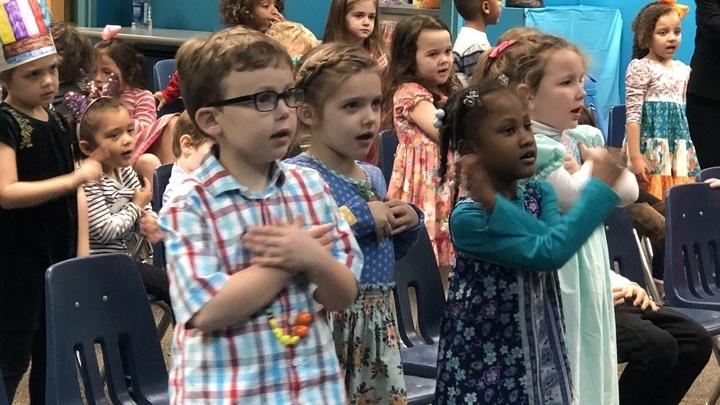 Nursery, Children's & Student Ministries