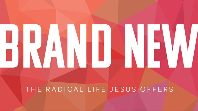 BRAND NEW Sermon Series