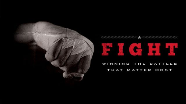 Fight Sermon Series