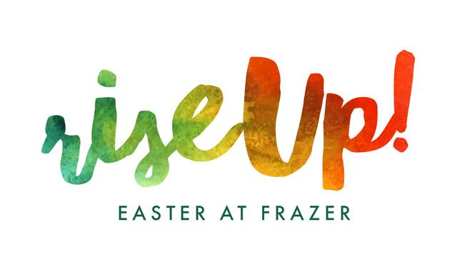 Rise Up! Sermon Series