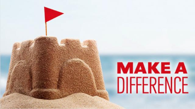 Make a Difference Sermon Series