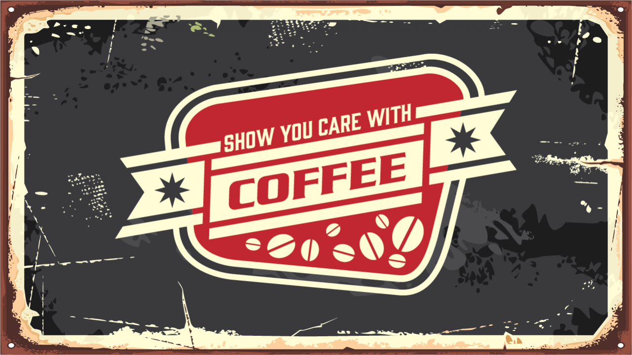 Care With Coffee Web