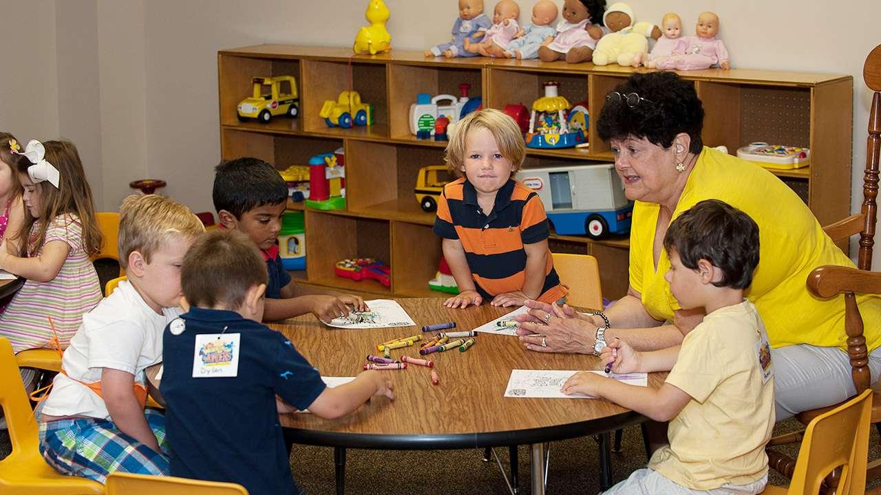 Kids Small Group Web