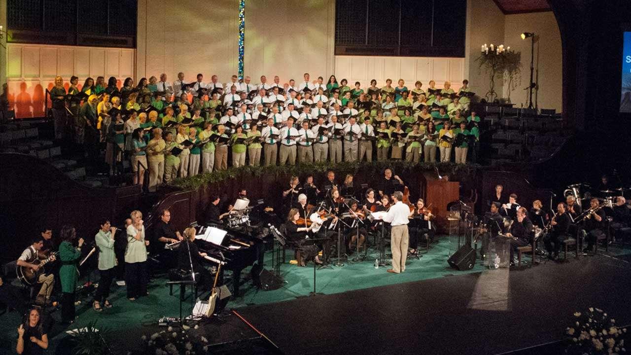 Choirand Orchestra